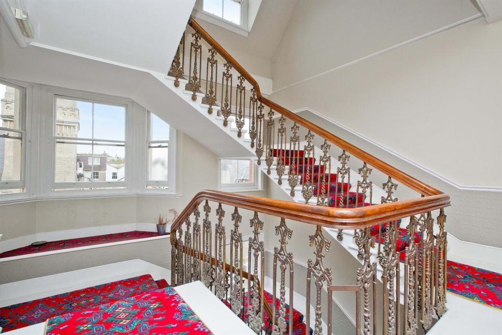 Gwydyr Mansions hall