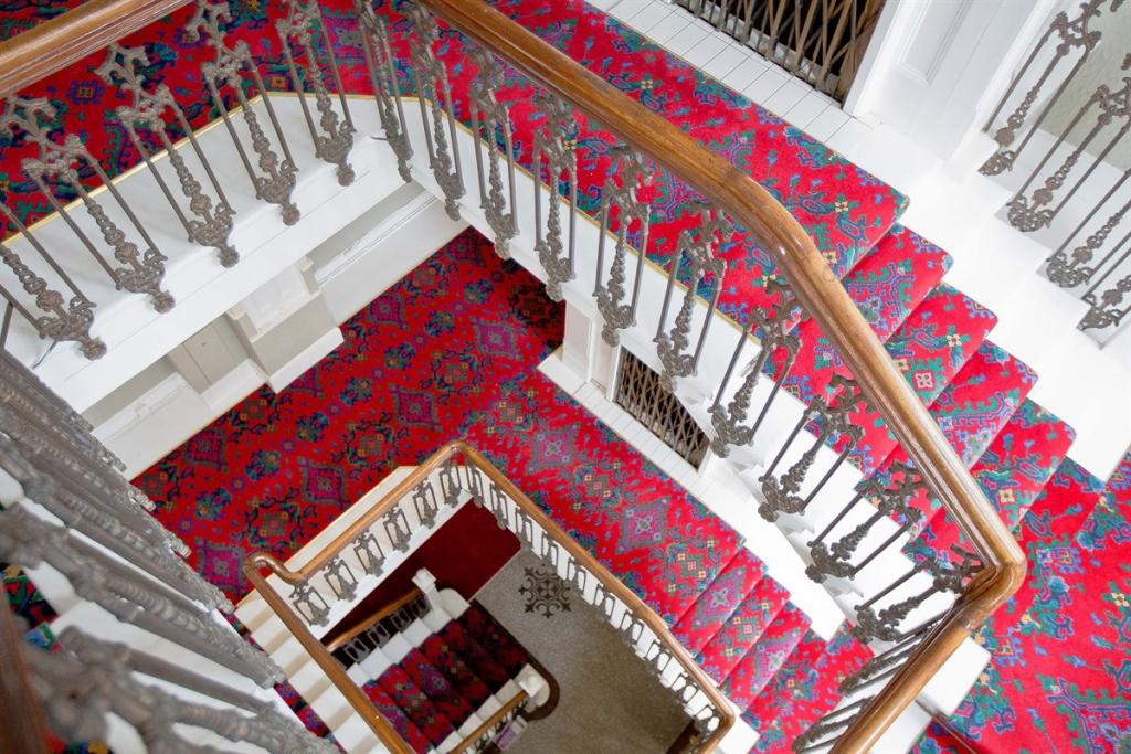 Gwydyr Mansions stai