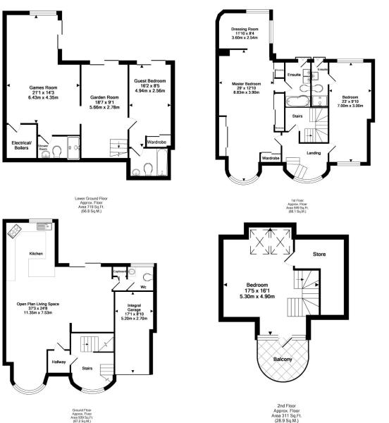 Full Floor Plan Over