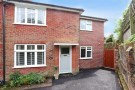 semi detached house for sale in Christchurch Road...