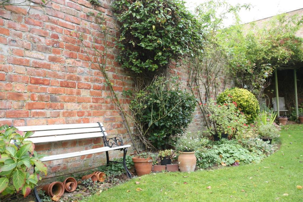 Rear Garden Wall