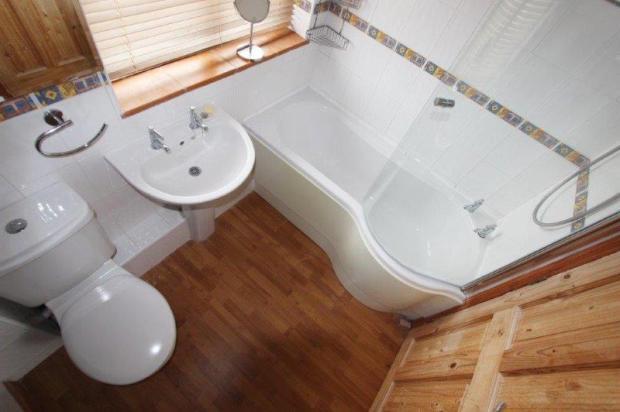 Shower bath!