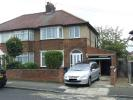 semi detached property in Argyll Avenue, Southall