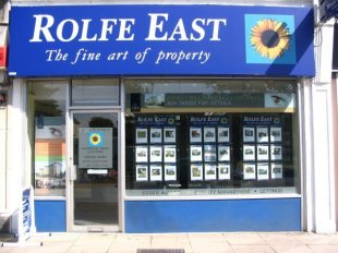 Rolfe East, Greenfordbranch details