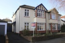 semi detached property for sale in Upper Cranbrook Road...