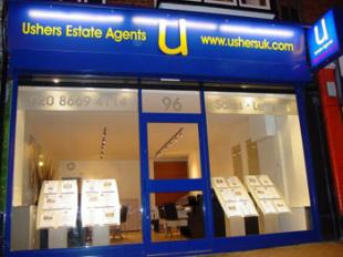 Ushers Estate Agents, Carshaltonbranch details