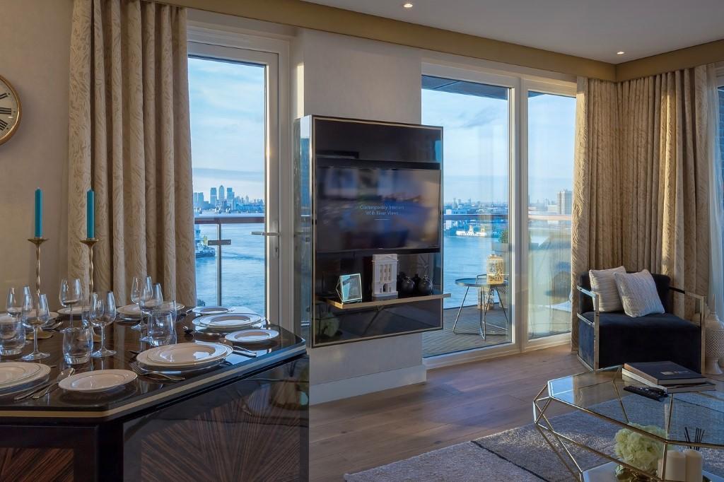 Royal Arsenal Riverside,Lounge