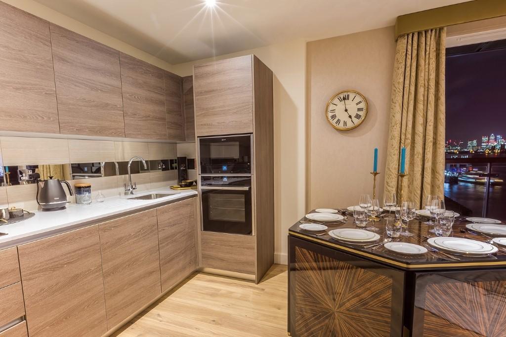 Royal Arsenal Riverside,Kitchen