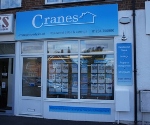 Cranes Estate Agents, Cranfieldbranch details