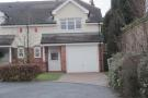 Cornmill Gardens semi detached property to rent