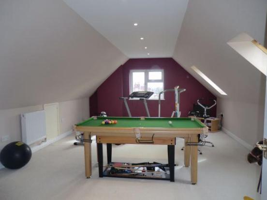Games Room/Fitness