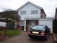Detached home to rent in Heathleigh Drive...