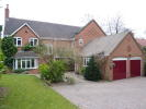 Detached home for sale in The Copse, Hartopp Road...