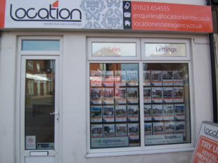 Location, Kirkby in Ashfield � Sales & Lettingsbranch details