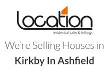 Location, Kirkby in Ashfield � Sales & Lettings