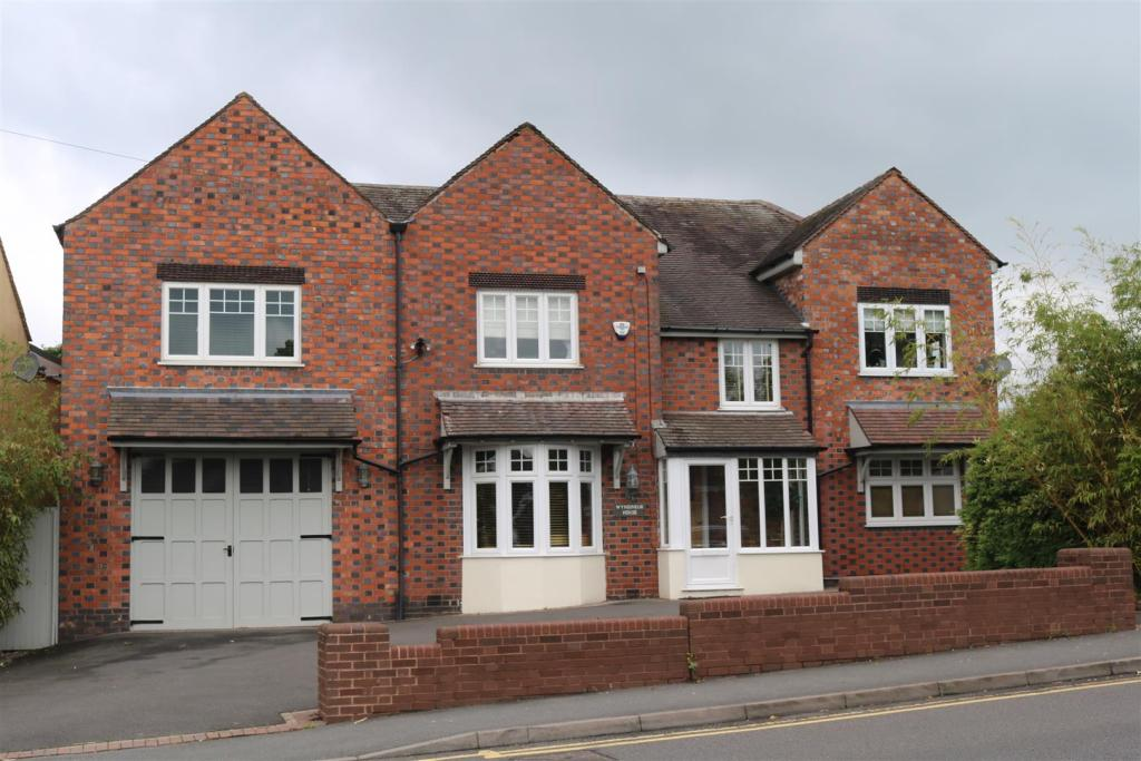 4 bedroom detached house for sale in 57 salters lane tamworth b79