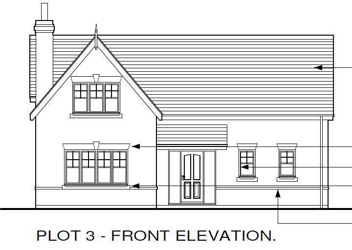Front Elevation Plot