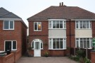 Tamworth Road semi detached property for sale