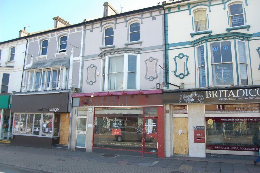 Property Market Report Eastbourne
