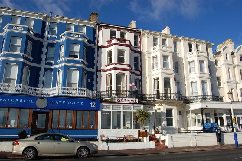 Hotel For Sale In Royal Parade Eastbourne Bn22