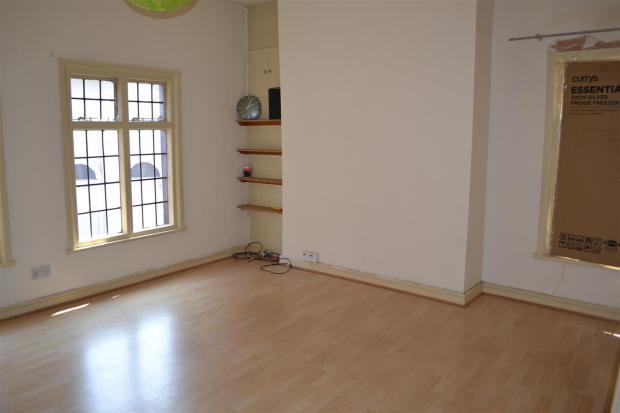 second floor room -