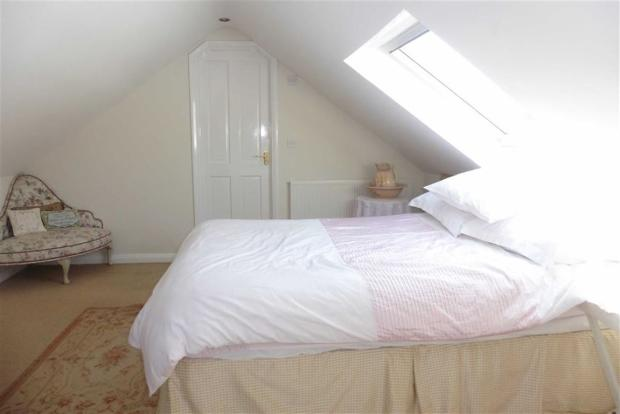 Bedroom 2 (side)