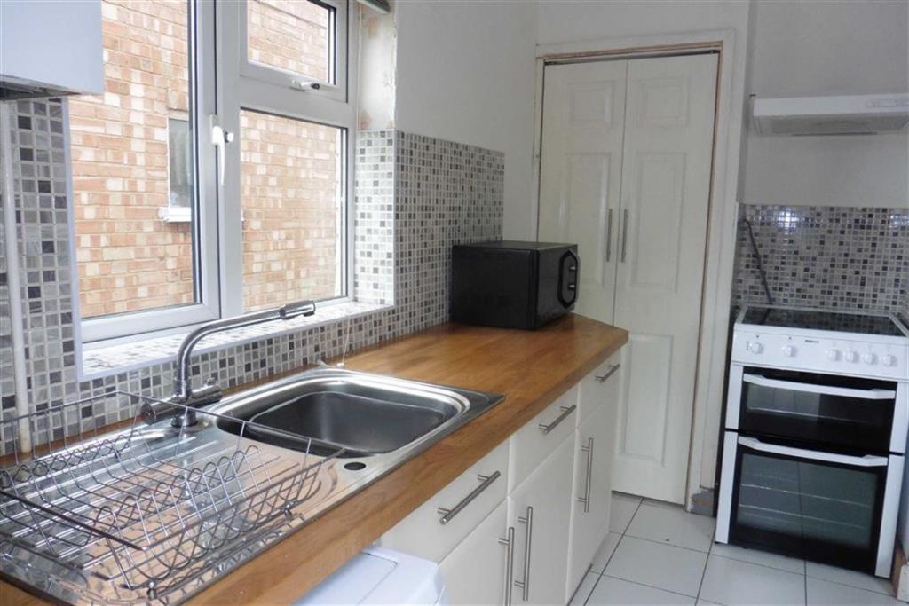 Modern kitchen (side