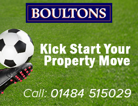 Get brand editions for Boultons, Huddersfield