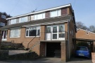semi detached property for sale in Southlands Drive, Fixby...