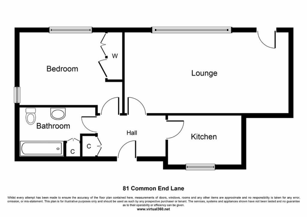 FLOOR PLAN FOR THE B