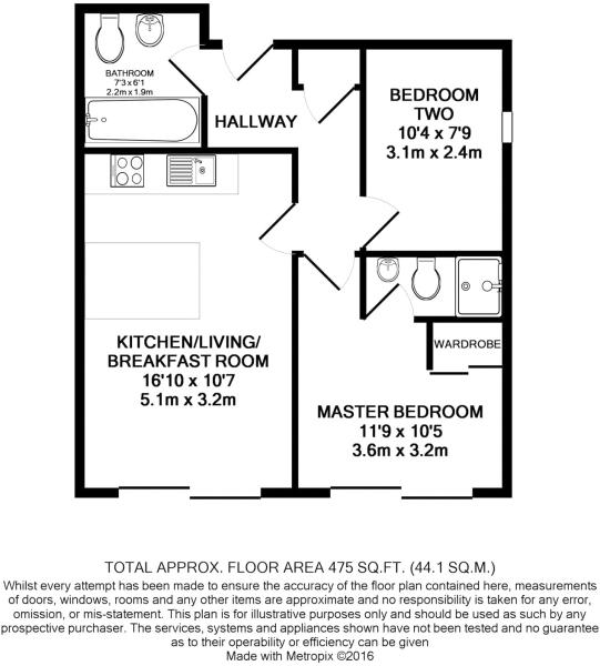 Sample Floorplan