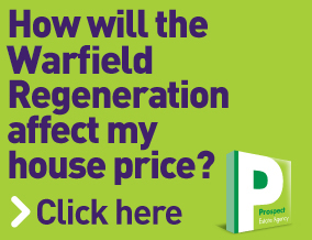 Get brand editions for Prospect Estate Agency, Warfield