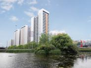 Flat for sale in Elektron Tower...