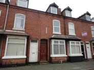 Terraced home in Daisy Road, Edgbaston.