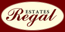 Regal Estates, Rainham & Gillingham logo