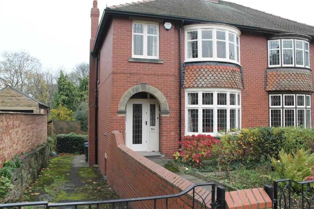 3 Bedroom Semi Detached House For Sale In Huddersfield Road Barnsley S75