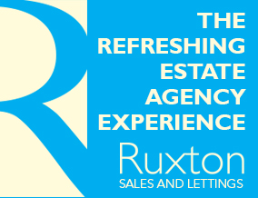 Get brand editions for Ruxton Independent Estate Agents & Valuers, Solihull