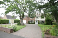 Detached house in Woodside Way, Solihull