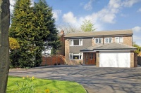 Detached house in Warwick Road, Solihull