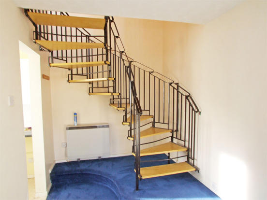Stairs to first f...