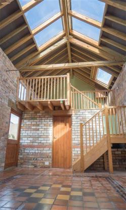 Internal Barn Photo