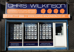 Chris Wilkinson, Irlambranch details