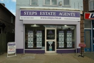 Steps Estate Agents, Dagenhambranch details