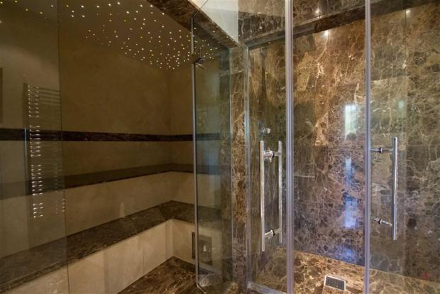 SHOWER/STEAM ROOM