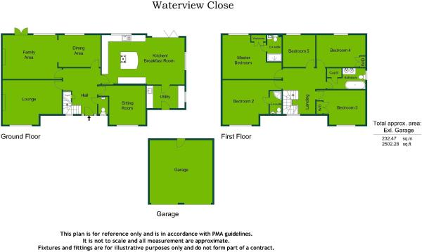 Waterview close