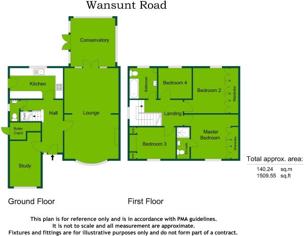 58 Wansunt Road
