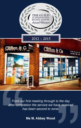 Clifton & Co Estate Agents, Upper Belvederebranch details