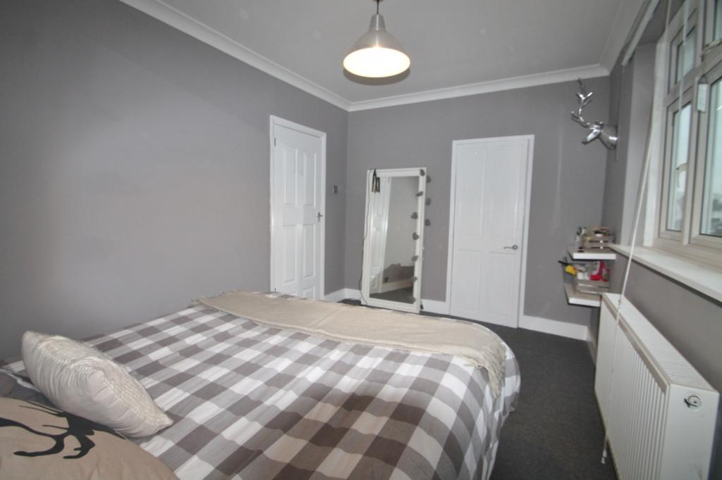 Master bedroom shot