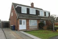 3 bed semi detached house in Falcon Way, Galley Hill...