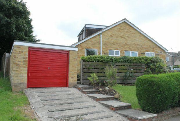 Side Elevation and Garage